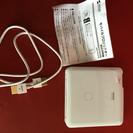 モバイルプロジェクター、HDMI接続!スマホ対応