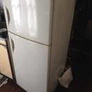SANYO 2ドア冷蔵庫大きめ