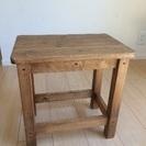 木製の椅子  アンティークチェア