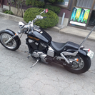 ホンダシャドースラッシャー400cc