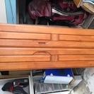 木製ロッカー