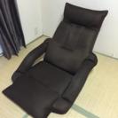 ニトリ 座椅子 ひじまでフラットになる 低反発 座椅子(テリー)
