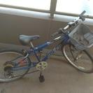 子供用自転車24インチ6段変速