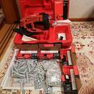 HILTI GX 100-E ガス式鋲打機 工具