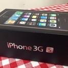 【最終価格】iPhone3Gs ☆ 箱