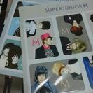 SUPERJUNIOR M /ステッカー/シール