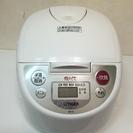 A-344 タイガー☆2012年製 炊きたて 5.5合炊飯器