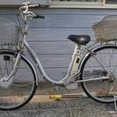 【お譲り渡し完了】中古、7年使用のeneloop bike CY-...