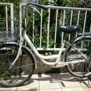 24型買い物自転車(非アシスト)