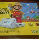 Wii U スーパーマリオメーカーセット 32G (5月22日まで...