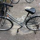 中古自転車お譲りします。