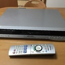 PanasonicDIGA HDD DVDプレーヤー