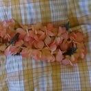 ハワイアン プルメリアレイ オレンジ