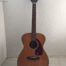 【中古】1978年製 日本製 Takeharu Guitar FT...