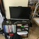 シャープLC-20D10Bテレビ(配達可能)