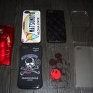 お得 7個セット保護ケース iphone5 5S SEに対応してます