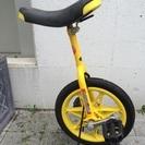 一輪車さしあげます
