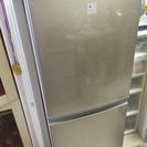 SHARP製 冷蔵庫 137ℓ 2014年製