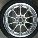 RAYS GT-N18inch タイヤ込み