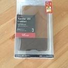 未使用! Xperia Z3 Compact用 ソフトレザーカバー...