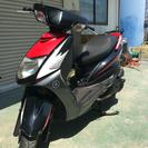 シグナスX SR 125cc