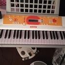 鍵盤が光る☆ヤマハ ポータトーン EZ-J210 専用キーボードス...