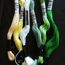 ルシアン 刺繍糸
