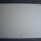 すぐに使えます NECの 白いノートパソコン