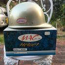 新未使用のヘルメット