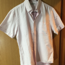 メンズボタンダウンシャツsizeL半袖