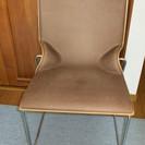 お洒落なデザインの椅子