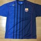 FCバルセロナ ユニフォーム 04/05 アウェイ バルサ XL