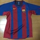 FCバルセロナ ユニフォーム 04/05 ホーム バルサ L  #...