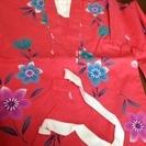 1回着用 女児用浴衣(9~10歳用)