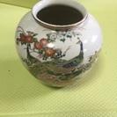 九谷焼き花瓶