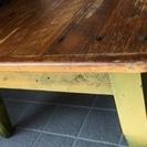 センターテーブル ローテーブル 古材