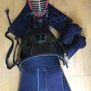 剣道防具と袴