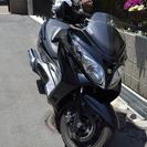 スズキ スカイウェイブ400 CK44A ビックスクーター バイク