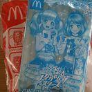 (お取引中)アイカツカード+おもちゃ マクドナルドハッピーセット