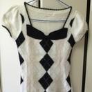 半袖 可愛い系の薄いセーター