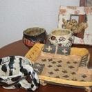 スペイン生まれの陶芸家 ラファエル・ナバスさんの作品を10点をお譲...