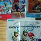 Wiiのゲームソフト