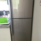 【再投稿】Sharp 2ドア冷蔵庫 228L