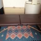 マッサージベッド・折り畳み式