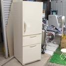 ☆ナショナル NR-C32D3-C 3ドア 冷凍冷蔵庫 自動製氷付...