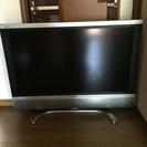 SHARP 37インチ 液晶テレビ ジャンク?