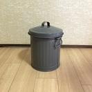 [6月渡し] Dultonダルトン ゴミ箱 フタ付き 3.5L