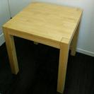 定価1万円超◎IKEA イケア NORDBY ダイニングテーブル