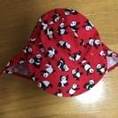 可愛いパンダの帽子