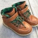 18センチ 男児用靴